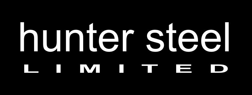 Hunter Steel Limited logo